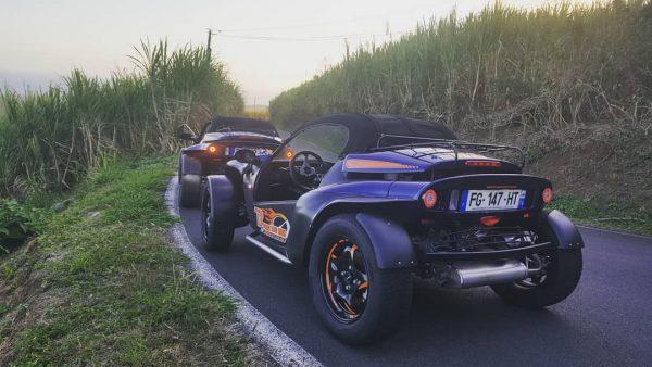buggys sur la route