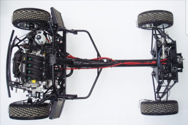 chassis secma performance