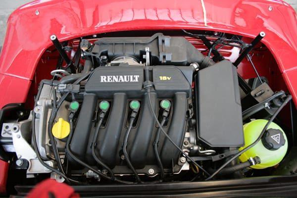 moteur du buggy